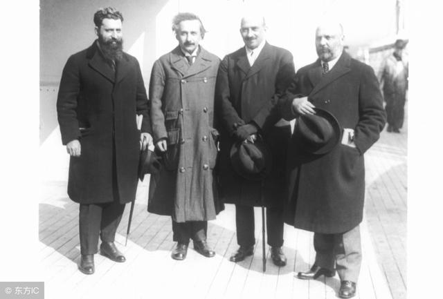 爱因斯坦与空气负离子的故事